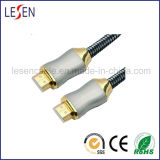 High-Speed HDMI Cable, 1.4V, Metal Cover