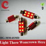 China Wholesale LED Festoon Light for Car Interior Reading License Plate