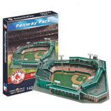 142 PCS Fenway Park Stadium 3D Jigsaw Puzzle Game 10219080