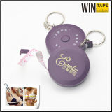 Retractable Tailors Sewing Measuring Tape with Keychain (RT-110)
