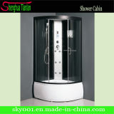 Corner Simple Bathroom Steam Shower Cabin (TL-8816)