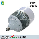 80W E40 E27 LED Bulbs with Aliuminum +PC Ce RoHS Certification