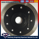 4.5 Inch Cyclone Mesh Turbo Diamond Blade for Ceramic Tile, Granite,