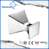 Wall Mount Chromed Single Robe Hook (AA6011)