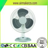 16 Inch Rechargeable Fan with LED Light Table Top Fans