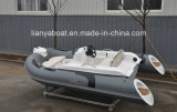 Liya Factory Direct Sale 3.3m Luxury Rib Hypalon Inflatable Boat