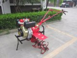China Brand Agriculture Machinery Green Garden Diesel Tiller with Parts