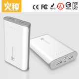 8000mAh Mobile Phone Power with Dual Output and LED Display