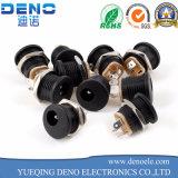 2.5mm DC Plug PCB Panel Mounting Soldering DC Socket