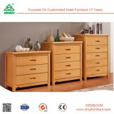 Factory Desing Wood Chest of Drawers Wood Cabinet