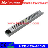 12V-480W Constant Voltage Ultrathin LED Power Supply