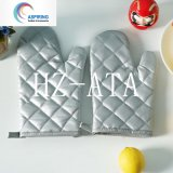 Silver Coating Gloves Microwave Heated Gloves by 17cm Width