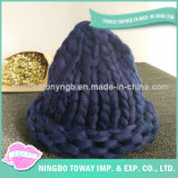 Best Weaving Hand Knitting Fashion Cotton Winter Cap
