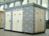 Easy Maintenance Prefabricated European Type Substation