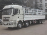 Sales Promotion Shacman M3000 8X4 12 Wheels Stake Lorry Truck Cargo Truck Price