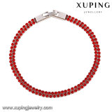 74408 Fashion Charming Synthetic CZ Jewelry Women Bracelet