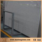 Natural Carrara White Quartz Color Artificial Stone