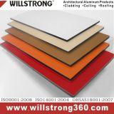 Advertising Signboard Aluminun Composite Panel/ACP
