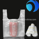 100% Virgin HDPE Colored Plastic T-Shirt Bag