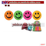 Plastic Toy Smile Ball Promotional Items Sporting Goods Ball (G8007)
