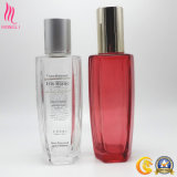 Transparent Luxury Glass Bottle for Makeup Water Custom Color