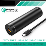 Quick Charge 3.0 Mini 5000mAh Power Bank for Phones