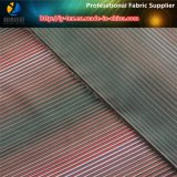 Polyester Twill Yarn Dyed Stripe Fabric, Polyester Fabric
