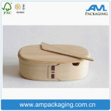 Heated Custom Wooden High Quality India Lunch Box with Lock