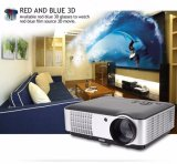 Wholesale OEM Projector 2800 Lumens Home 3D Multimedia Projector