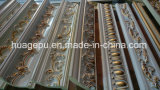 PU Cornice Mouldings for Decoration, Carving Cornice Mouldings