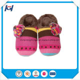 New Arrival Custom Soft Warm Fuzzy Slippers for Lady