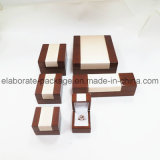 Handmade Wooden Jewelry Box Trendy Hardwood Jewelry Package Case