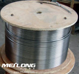 Tp316L Downhole Capillary Coiled Tubing