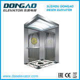 Machine Roomless Passenger Elevator with Vvvf Drive