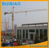 Construction Machinery Tower Crane Through ISO9001