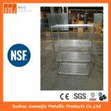 Medium Duty Metal Wire Shelf Rack 07203