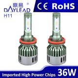 High Brightness 6000k LED Car Light with Samsung Chip