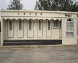 Prefabricated EPS Outdoor Portable Public Toilet