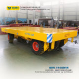 Heavy Load Capacity with Press-on Solid Rubber Tire for Container Trailer