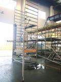 Aluminum Scaffolding Set for Sale