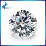 Loose Synthetic Round Brillant Cut White Cubic Zirconia