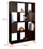 Modern Wooden Office Filing Cabinet /Storage Cabinet / Bookcase (HX-DR256)