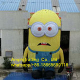 2015 Hot Sale Customized Large Inflatable Minion Giant Inflatable Minion Model
