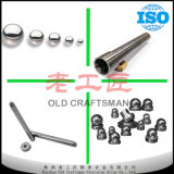 Mirror Polished Tungsten Cemented Carbide Valve Ball and Seat