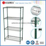Free Standing Light Duty Metal Epoxy Storage Shelf System