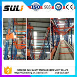 High Quality Automatic Radio Shuttle Storage Pallet Racking for Warehouse