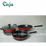 Factory Supply Non-Stick Carbon Steel Kitchen Equipment Cookware