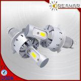 7p 45W 6000lm Hi/Low Beam LED Headlight for Car, Waterproof, 6000km, Ce