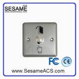 Stainless Steel No COM Door Button (SB3)