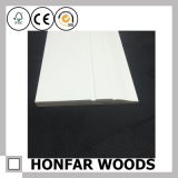 Decoration Material LVL with White Painting Skirting Moulding